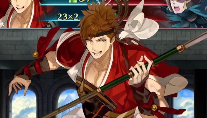 Fire Emblem Heroes – New Heroes (Children of Fate) Trailer
