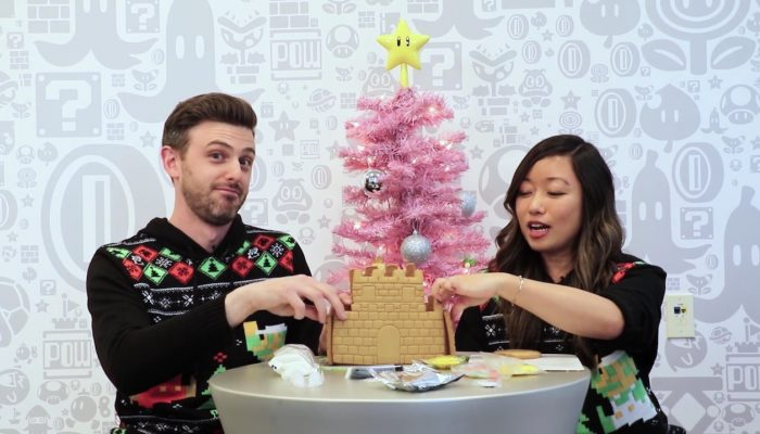 Nintendo Minute – Holiday Party!