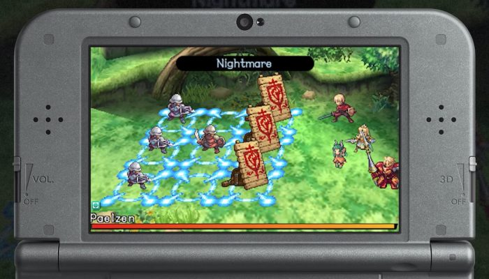 Radiant Historia: Perfect Chronology – Battle System Trailer