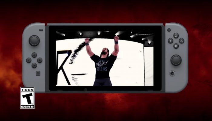 WWE 2K18 – Nintendo Switch Launch Trailer