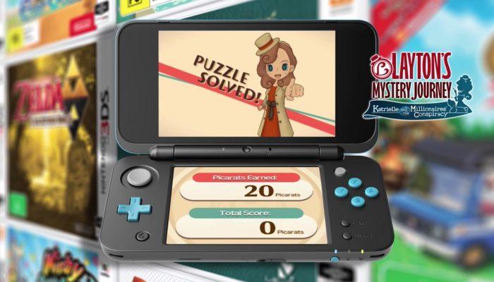 Nintendo Australia – Nintendo 3DS Christmas Showcase 2017
