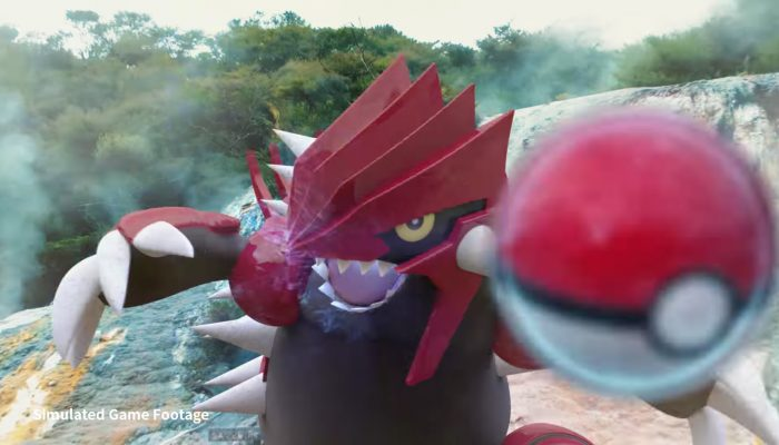 Niantic: 'Groudon Appearing in Raid Battles around the World!'