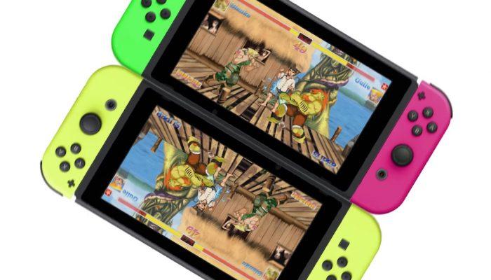 Nintendo Switch – Des jeux hauts en couleur !