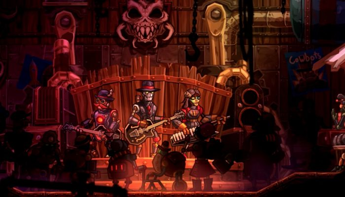 SteamWorld Heist: Ultimate Edition – Nintendo Switch Release Date Trailer