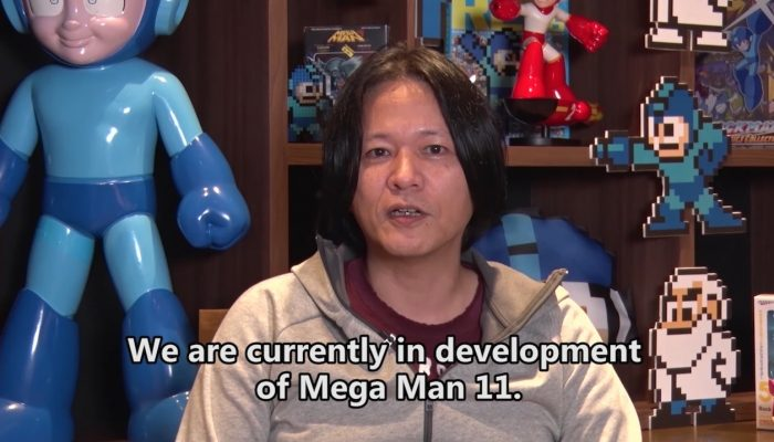 Mega Man 30th Anniversary Livestream