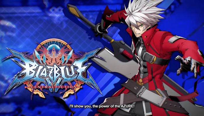 BlazBlue Cross Tag Battle – Teaser Trailer