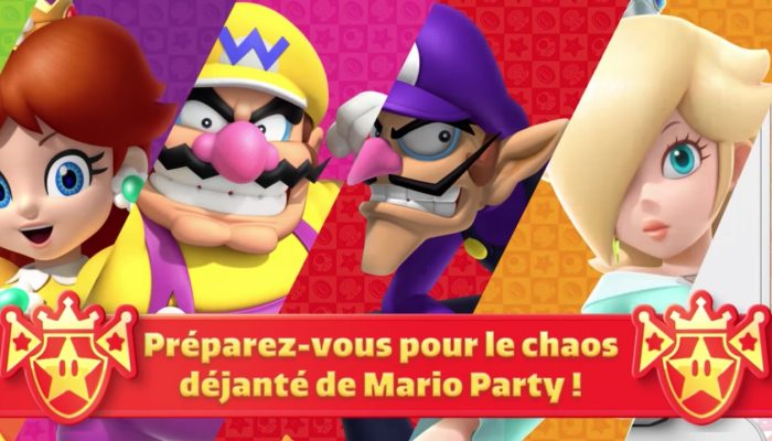 Mario Party : The Top 100 – Chaos, cabriolles et calamitiés