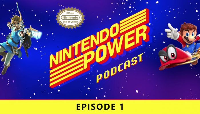 Nintendo Power Podcast Ep. 1 – Nintendo Switch Year in Review & Breath of the Wild Dev. Talk