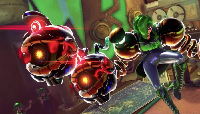 Arms – Dr. Coyle Trailer