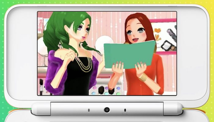 Style Savvy: Styling Star – Launch Trailer