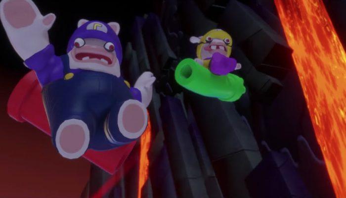 Mario + Rabbids Kingdom Battle – Japanese Commercials