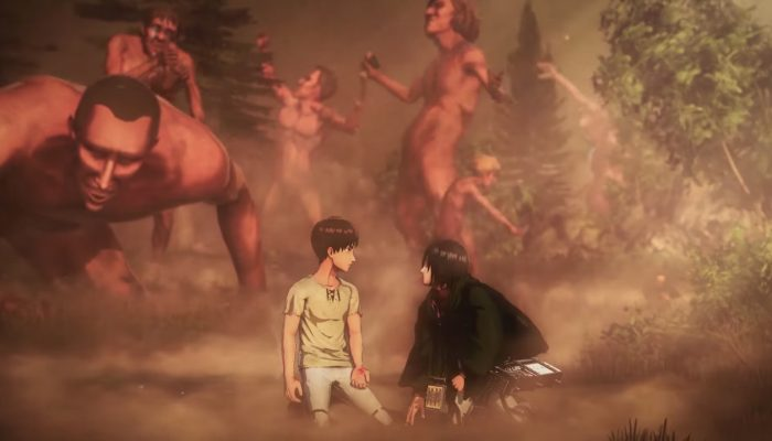 Attack on Titan 2 – Third Japanese Commercial