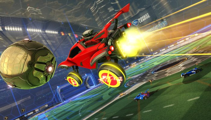 Rocket League: 'Rocket League Switch Retail Version Coming In January'