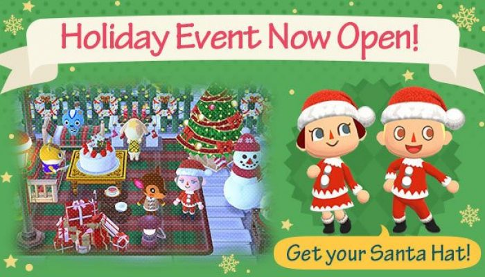 Animal Crossing Pocket Camp getting its first in-game event