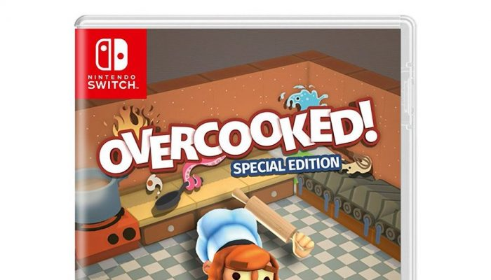 Overcooked gets a physical release on February 13