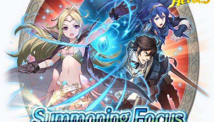 Tempest Trials A Gift of Peace Summoning Focus in Fire Emblem Heroes