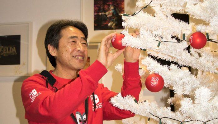 Happy Holidays 2017 from Satoru Shibata