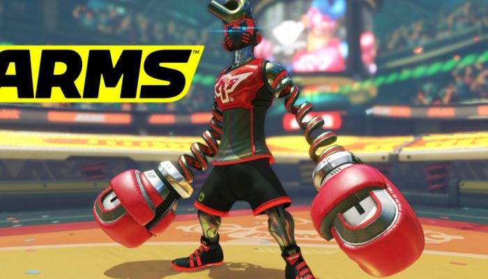 NoE: 'New fighter Springtron joins Arms'