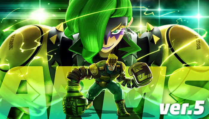 NoA: 'Dr. Coyle joins the fight! Now playable in Arms'