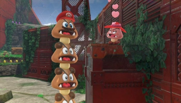 Nintendo UK: '10 awesome things to Capture in Super Mario Odyssey'