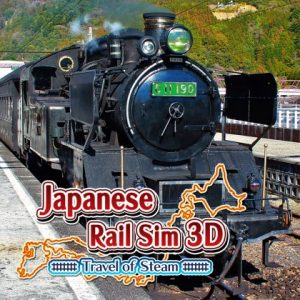 Nintendo eShop Downloads Europe Japanese Rail Sim 3D Travel of Steam