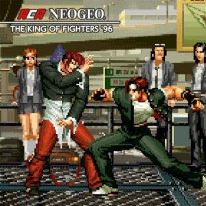 Nintendo eShop Downloads Europe ACA NeoGeo The King Of Fighters '96