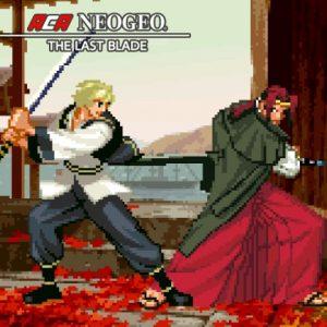 Nintendo eShop Downloads Europe ACA NeoGeo The Last Blade