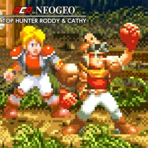 Nintendo eShop Downloads Europe ACA NeoGeo Top Hunter Roddy & Cathy