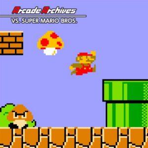 Nintendo eShop Arcade Archives Vs Super Mario Bros