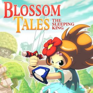 Nintendo eShop Sale Blossom Tales The Sleeping King