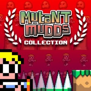 Nintendo eShop Downloads Europe Mutant Mudds Collection