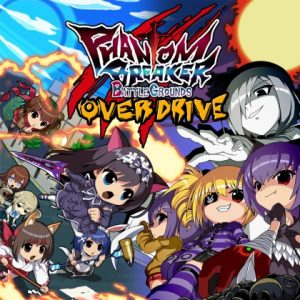 Nintendo eShop Downloads Europe Phantom Breaker Battle Grounds Overdrive