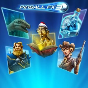 Nintendo eShop Downloads Europe Pinball FX3
