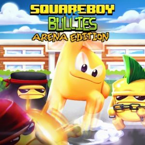 Nintendo eShop Downloads Europe Squareboy vs Bullies Arena Edition
