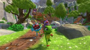 Nintendo eShop Downloads North America Yooka-Laylee