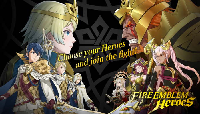 NoA: 'Fire Emblem Heroes: a whole new story + more events in the latest update'