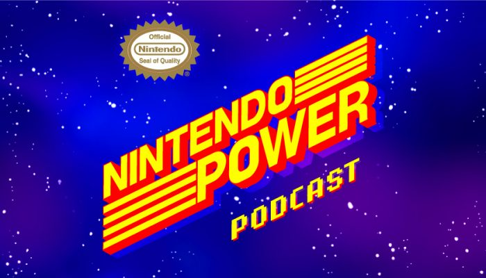 NoA: 'Nintendo Power Podcast episode 2 available now!'