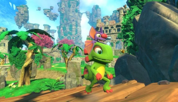 Nintendo UK: 'Interview: Playtonic Games brings Yooka-Laylee to Nintendo Switch'