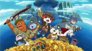 Media Create Top 50 Yo-kai Watch Busters 2