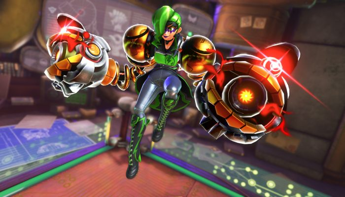 Arms – Dr. Coyle Reveal Screenshots