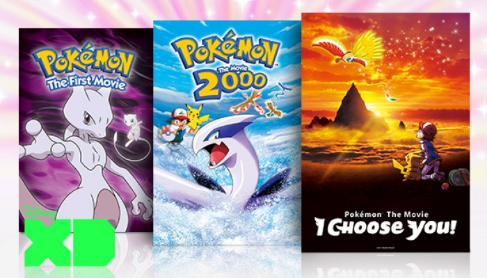 Pokémon: 'A Pokémon Movie Marathon!'