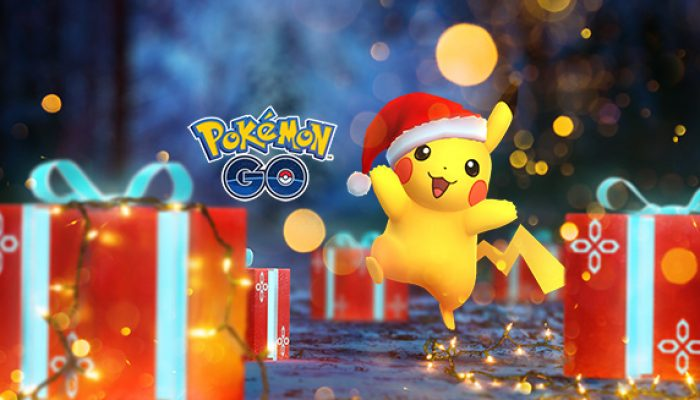 Pokémon: 'Pokémon Go Gifts for the Holidays'