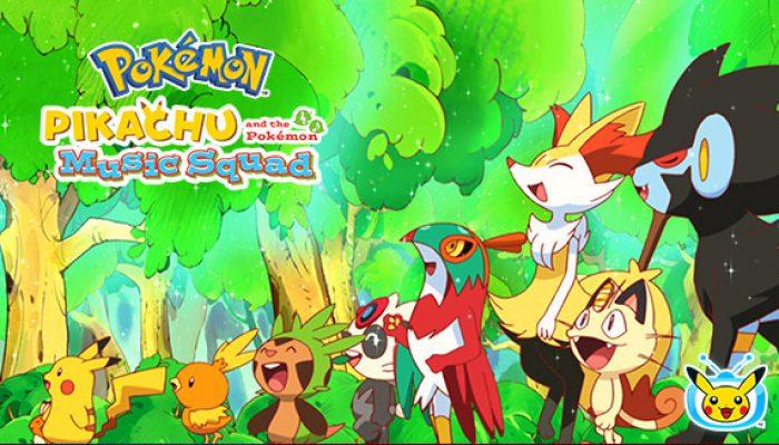 Pokémon: 'Join the Chorus on Pokémon TV'
