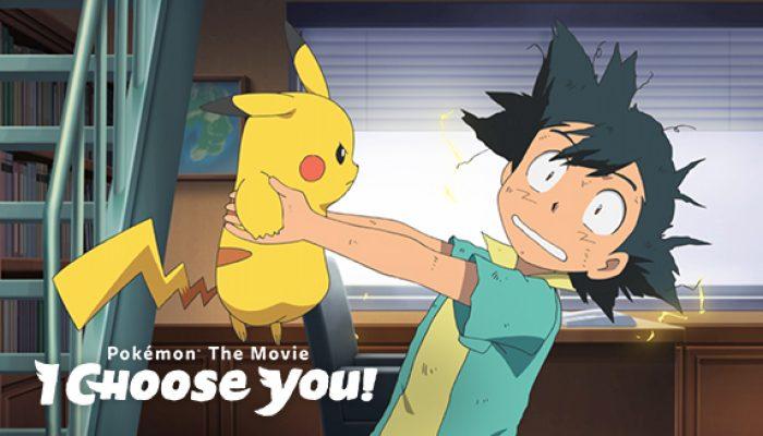 Pokémon: 'The Latest Pokémon Movie Comes Home'