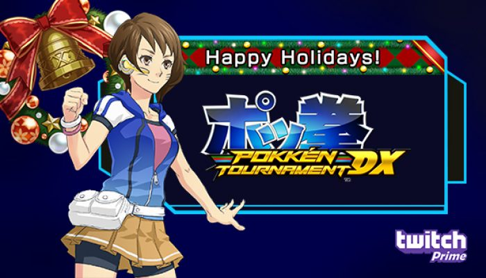 Pokémon: 'Twitch Prime Brings Gifts to Pokkén Tournament DX'