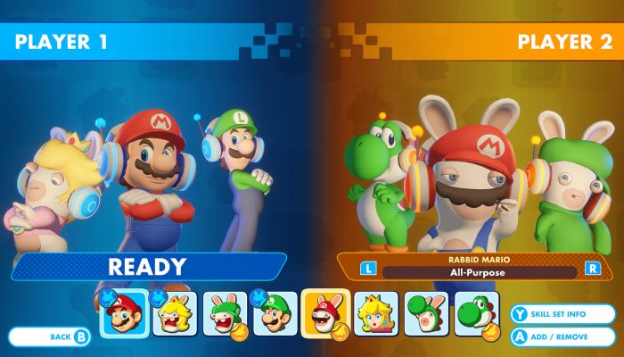 Ubisoft: 'Mario + Rabbids Kingdom Battle Versus Mode Coming December 8'