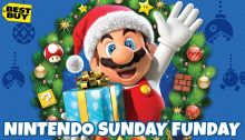 Nintendo Sunday Funday