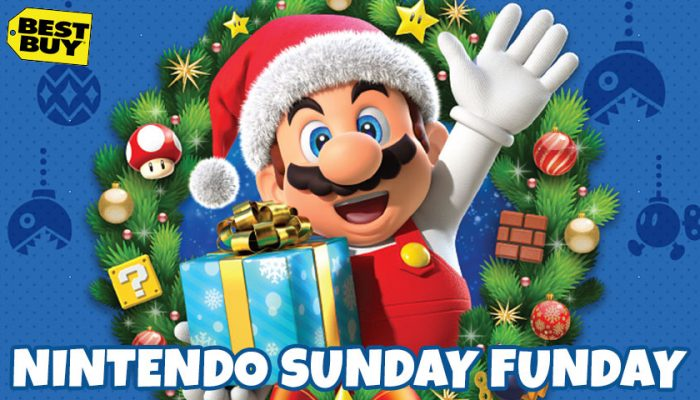 NoA: 'Nintendo Sunday Funday Demo Event at Best Buy on 12/10'