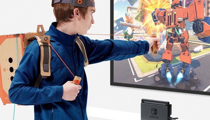 Announcing Nintendo Labo Studio