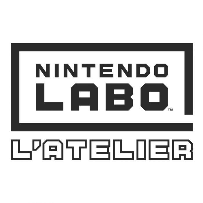 Nintendo Labo l'atelier